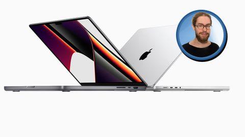 Mac med pekskärm