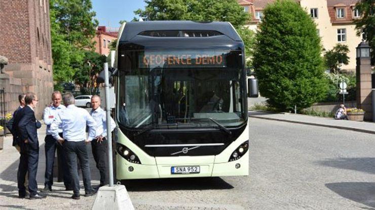 Foto: geofencad buss