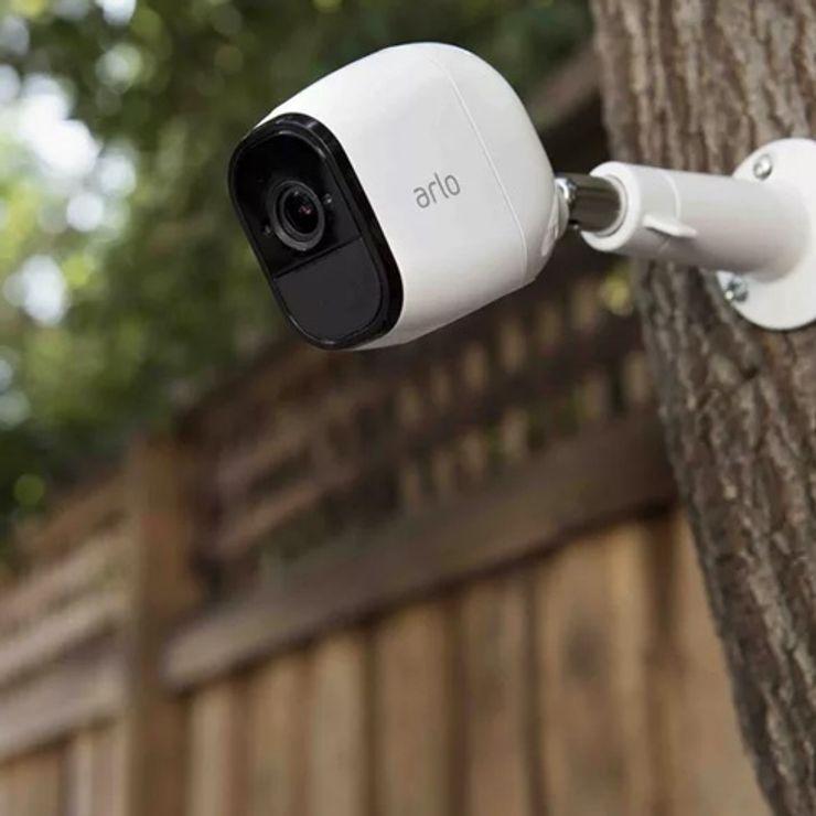 Ip-kameror övervakning