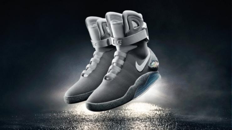 Nikes självknytande skor kommer tillbaka nästa år. Blir