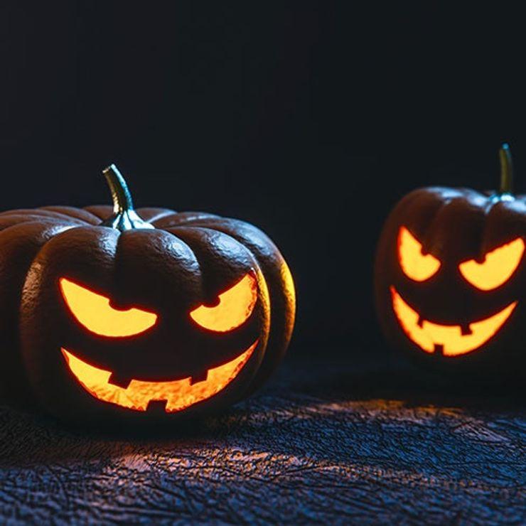 Halloween prylar