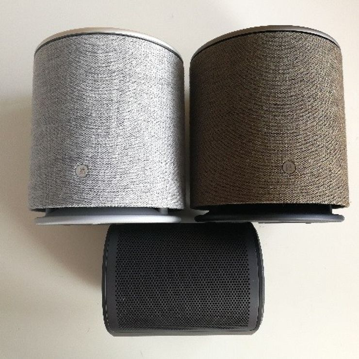 Bang & Olufsen Beoplay M5 & M3