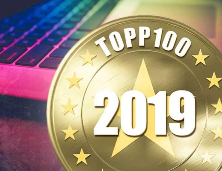 Topp100 2019  Här är årets bästa svenska sajt 79478edc81b7f
