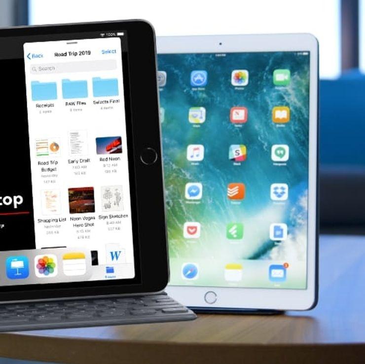 Ipad Pro 10,5 tum vs Ipad Air 2019