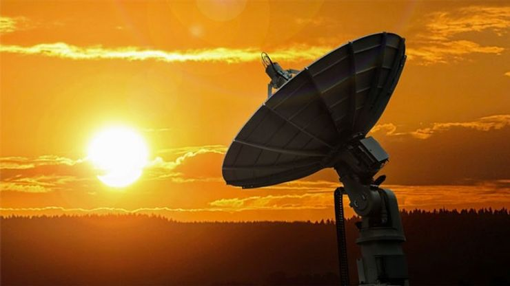 aws satellit