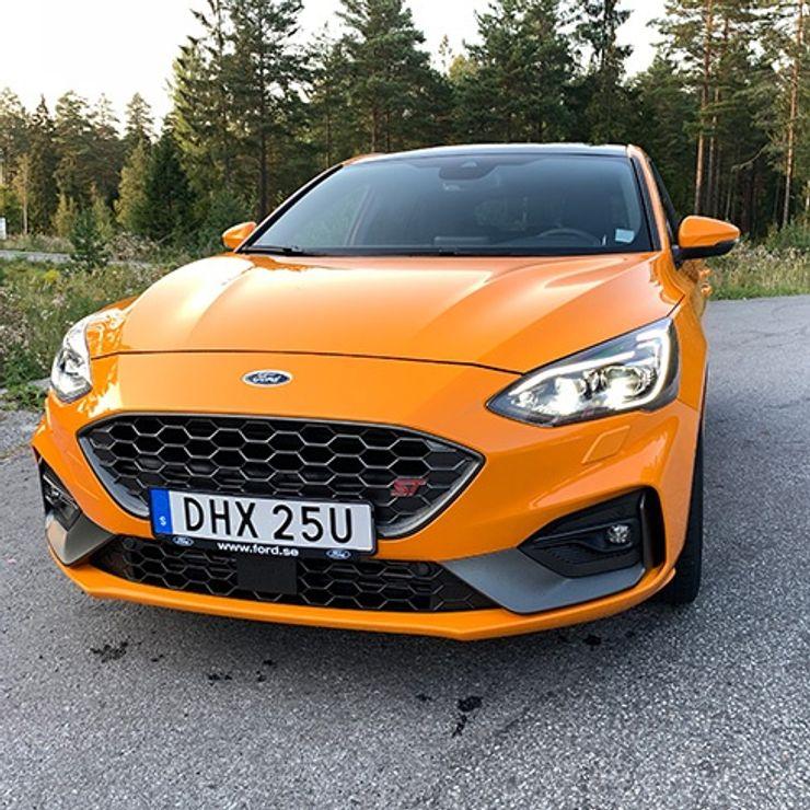 Test Ford Focus ST