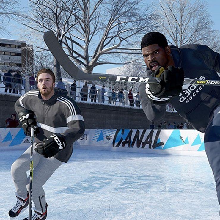 EA NHL 20