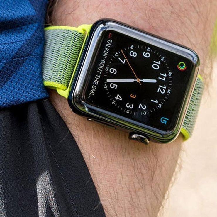 Apple Watch batter