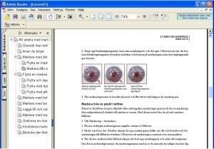 Ladda ned Adobe Reader - läs pdf-filer - gratisprogram för nedladdning