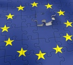 EU-stjärnor i pussel