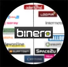 Binero är sveriges bästa webbhotell 2009.