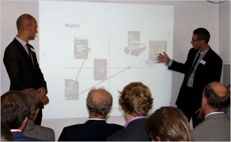 Per Strömbäck, Martin Lindell, Dataspelsbranschen