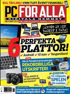PC för Alla 8/2014
