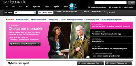 Sveriges Radio, www.sr.se