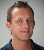 Marcus Lindblom, webbstandardexpert på Meridium