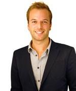 Daniel Larsson, vd på Tasteline.