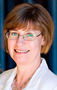 Stockholm stads it-direktör Anette Holm