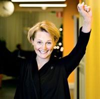 It-minister Anna-Karin Hatt, foto: Anna-Rut Fridholm