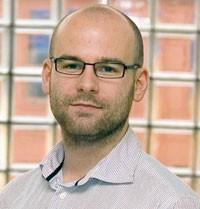 Jimmie Eriksson, kontorschef på Loopia