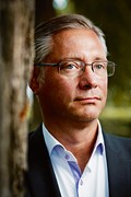 Anders Hedenros, tf CIO Systembolaget