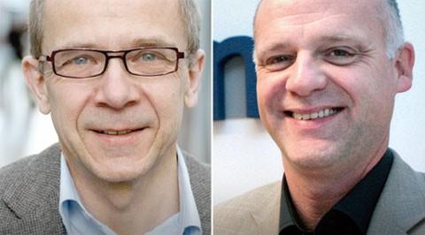 Arne Andersson, e-handelsspecialist på Posten och Niklas Ward, vd Schenker consulting ger fyra nyttiga logistiktips var.