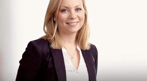 Marie Tham, it-rekryteringskonsult på Poolia.