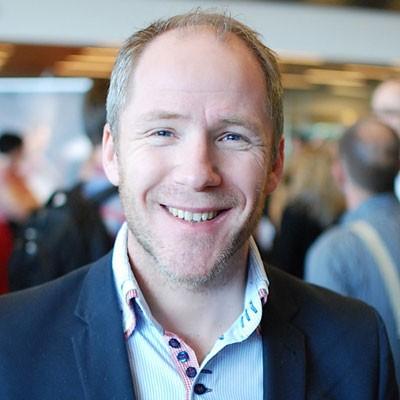 Greger Thörn, CIO på Itrim