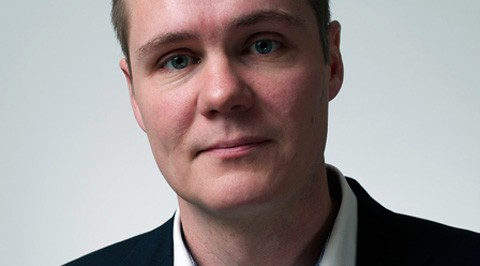 Andreas Blåeldh, affärsområdeschef på Cloud Nine.