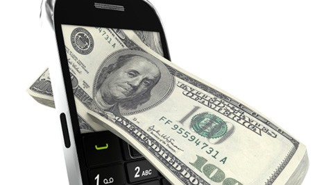 e-handel, smartphone