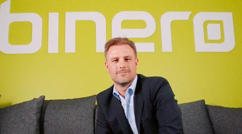 Anders Aleborg, Binero