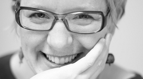 Kristina Alexandersson, företrädare för Creative Commons i Sverige. Foto: Kristina Alexanderson