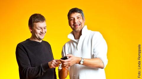 Plats 17: Dalockr - Matti Pehrs och Christopher David