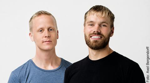 Desmo - Martin Berntsson och Jens Hagman
