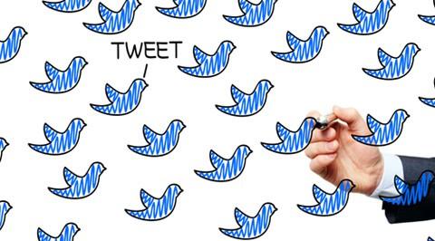 Twitterfåglar