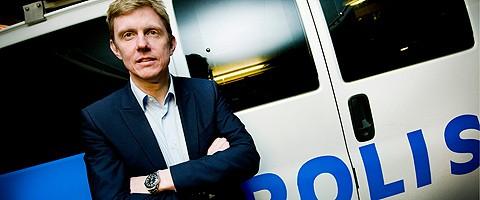 Ola Öhlund, Rikspolisstyrelsen