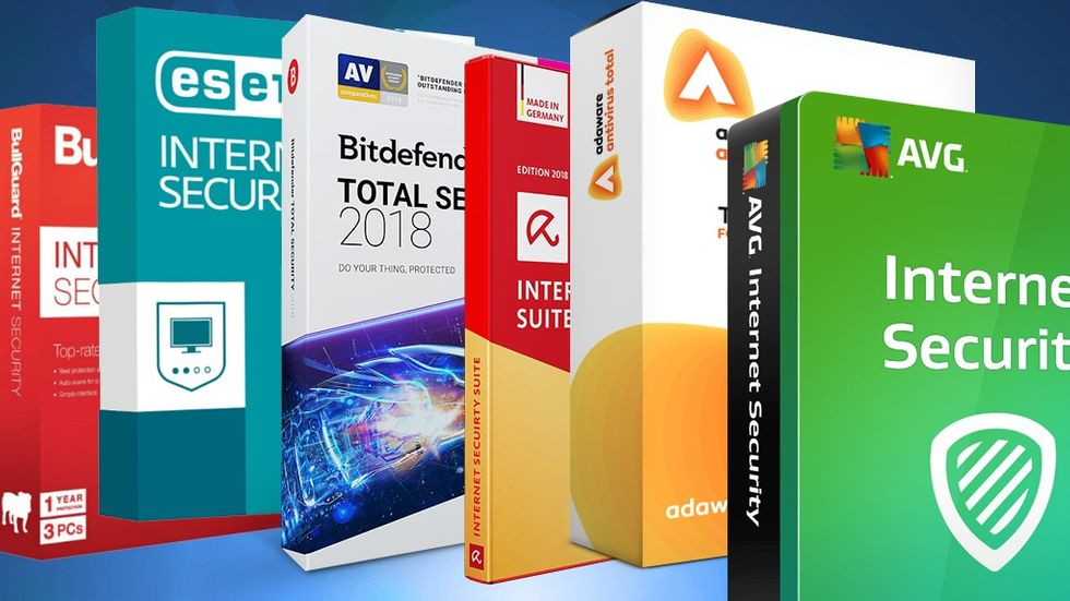 Antivirus säkerhetsprogram windows 10