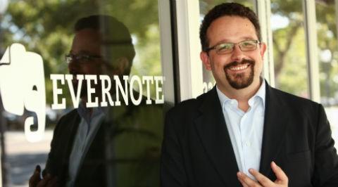 Phil Libin, vd Evernote
