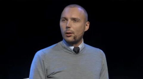 Jarno Vanhatapio på Webbdagarna