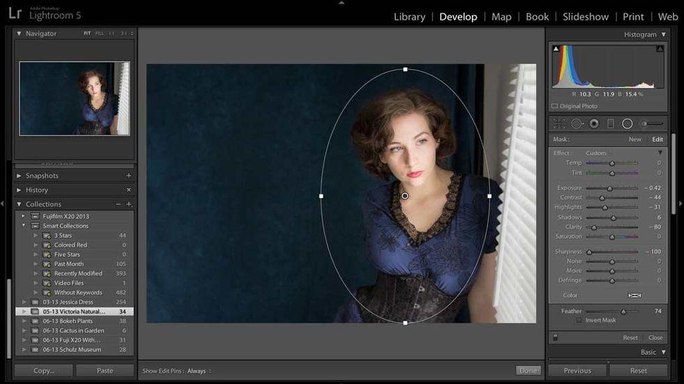 foto redigering