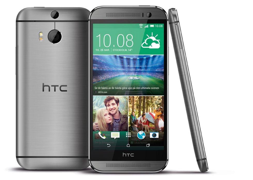 HTC One M8: Nästan perfekt - M3