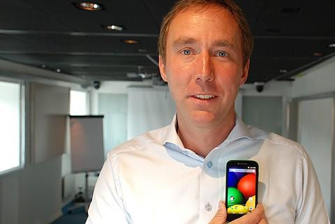 Magnus Ahlqvist.