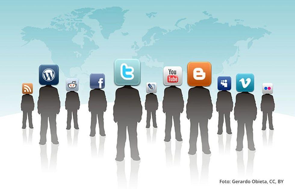 Sociala medie-loggor