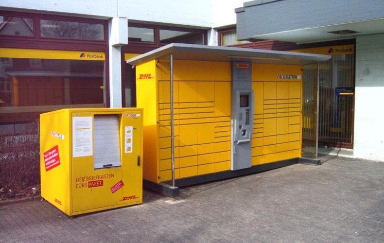 Paketautomat