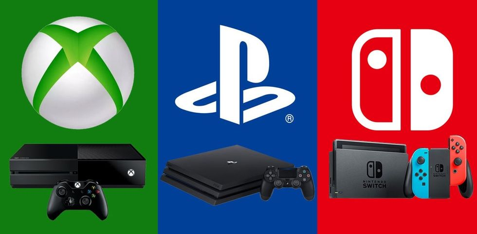 Xbox One, Playstation 4 och Nintendo Switch. Alla är bra spelkonsoler, men vilken passar dig?