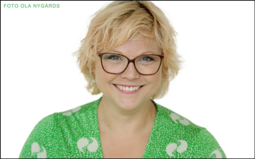 Karin Nygårds är lärare i digitalkunskap på Sjöstadsskolan i Hammarby Sjöstad i Stockholm.