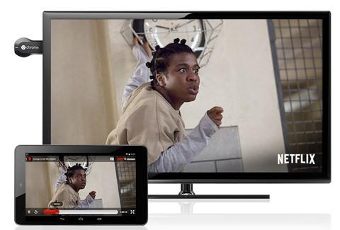 Netflix på ipad och tv