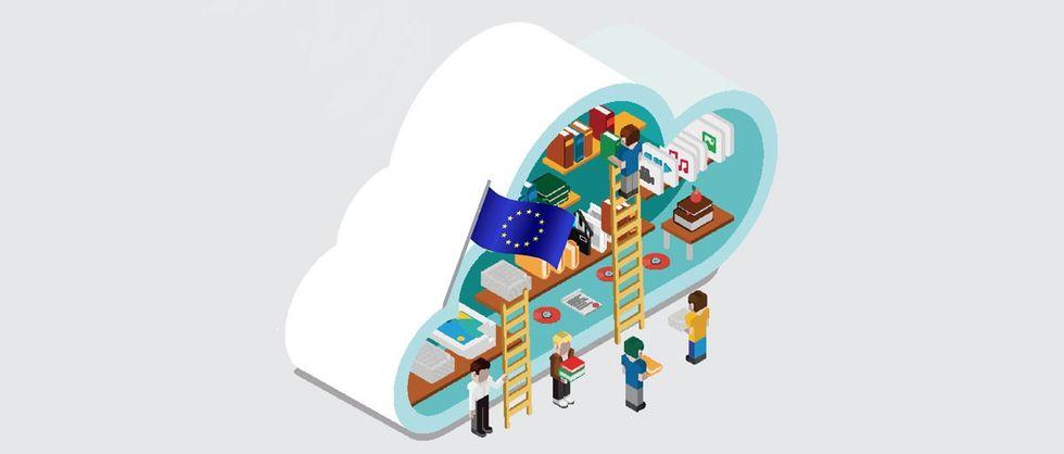 EU-moln
