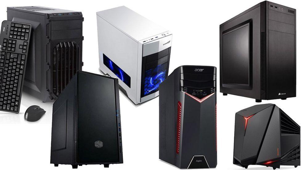 Billiga stationära datorer