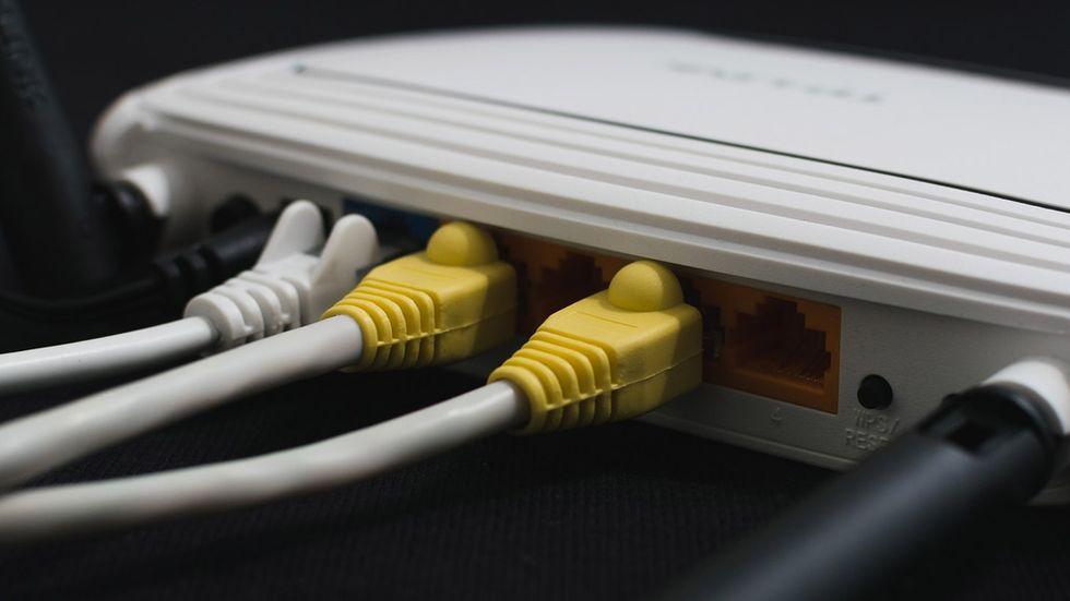 Trimma router inställningar