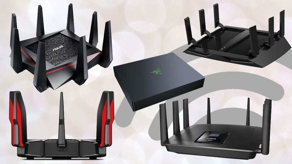 Bästa router test